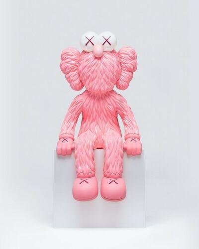 KAWS, 'Seeing BFF  Lamp (Pink)', 2020