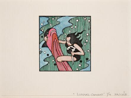 Ken Price, 'Lorna's Combat', 1981