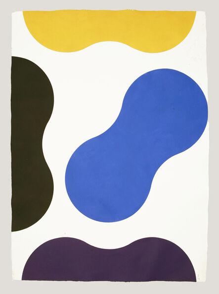 Richard Gorman (1935-2010), 'KAN B', 2015