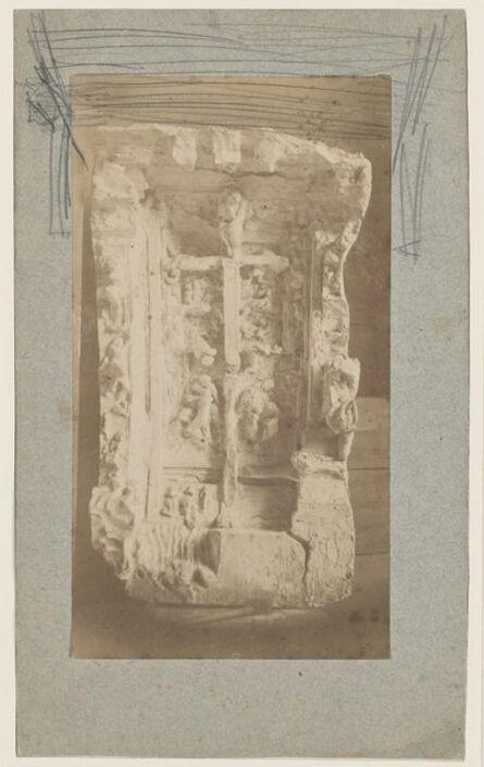 'Maquette de la Porte de l'Enfer en plâtre (Model for The Gates of Hell)', c. 1881