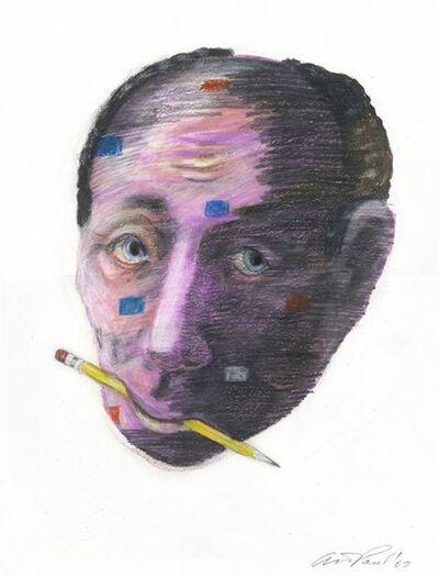 Art Paul, 'Head Study 35', 2005