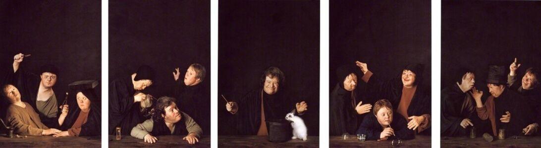 Raoef Mamedov, 'The play on the window-sills', 2003