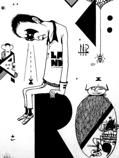 Takanao Kaneko, 'Black Model Ⅲ', 2015