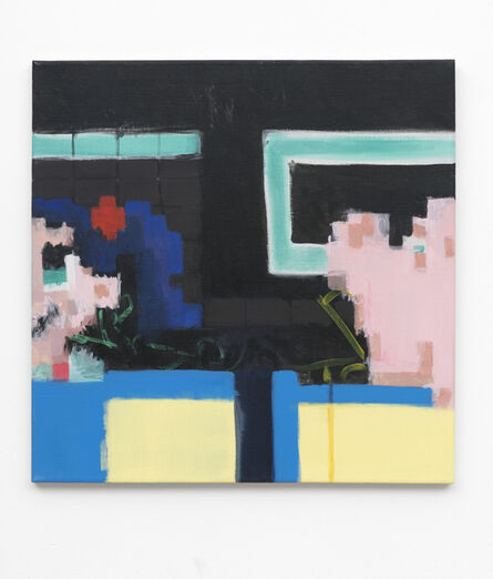 Martin Feldbauer, 'Doppel Es', 2016