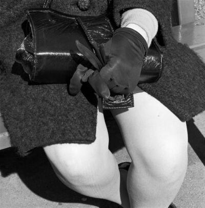 David Goldblatt, 'Woman dressed for an occasion, Joubert Park, Johannesburg', 1975