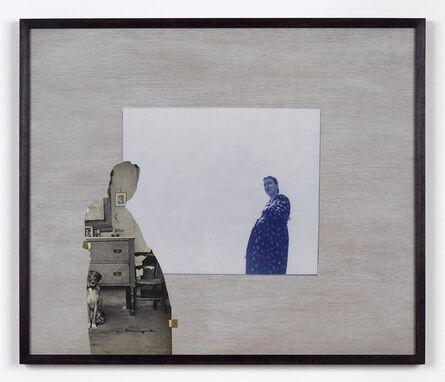 Amikam Toren, 'Mirroring series 3, no.5', 1984