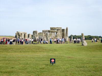 Simon Roberts, 'Stonehenge, Amesbury, Wiltshire', 2014