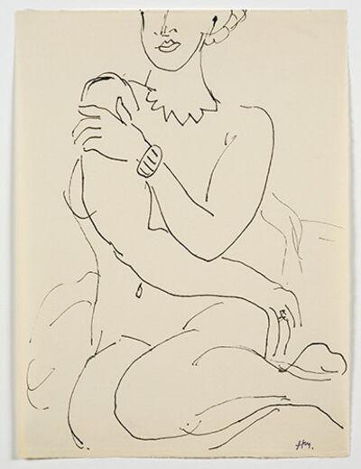 Henri Matisse, 'Nude with a bracelet', n.d.