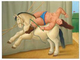 Fernando Botero, 'Circus Act ', 2006