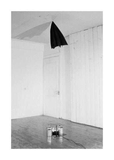 Roman Signer, 'Schirm', 1989