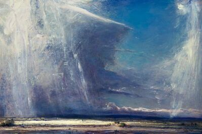 Gordon Brown, 'The Edge of the Storm', 2018
