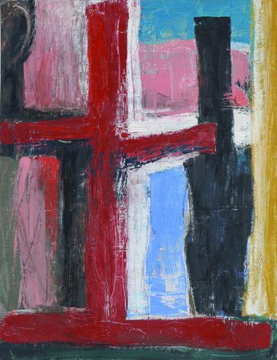 Ernest Briggs, 'Reverant', 1982