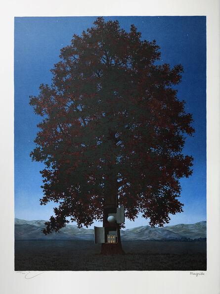 René Magritte, 'La Voix du Sang (The Voice of Blood)', 2004