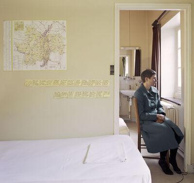 Elina Brotherus, 'Le deuil du jeune moi qui aété', 2011