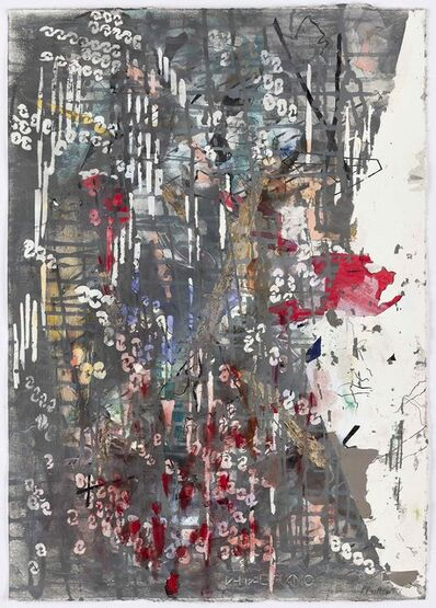 Bev Butkow, 'Shadow Map 3', 2020