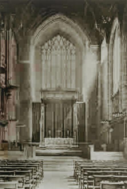 Thomas Ruff, 'JPEGS (Cathedral)', 2006