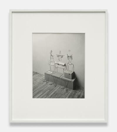 Saul Steinberg, 'Untitled', 1950