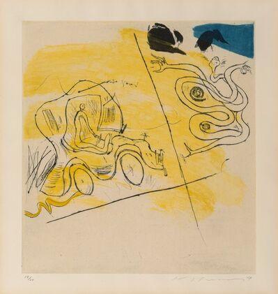 Masuo Ikeda, 'Wonderful Visitor', 1964