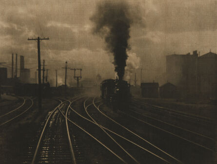 Alfred Stieglitz, 'The Hand of Man', 1902