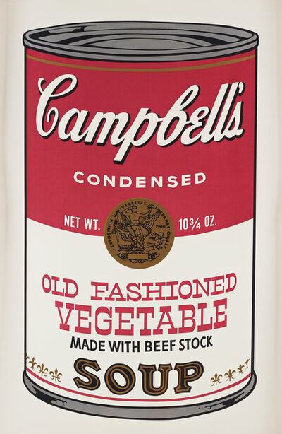 Andy Warhol, 'Campbell's Soup II Old Fashioned Vegetable', 1969
