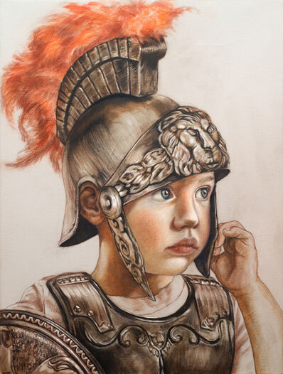 Claudia Giraudo, 'Guerriero della luce   0', 2021