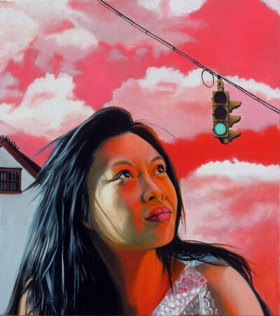 Bruce Adams, 'Untitled 003 (Red Sky)', 2014