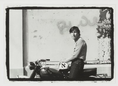Dennis Hopper, 'Wallace Berman', 1964