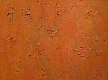 Ralph Wickiser, 'Grey Orange', 1953