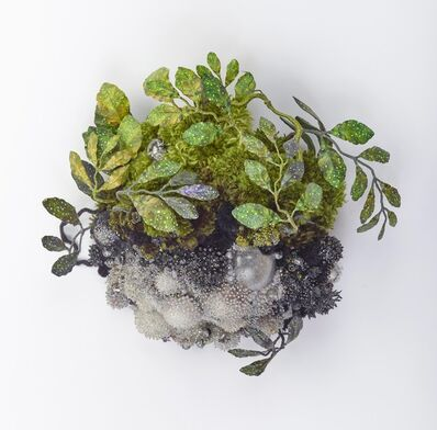 Amy Gross, 'Silver Bee Biotope'
