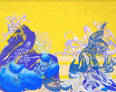 YoAhn Han, 'Flora Morphosis #6', 2021