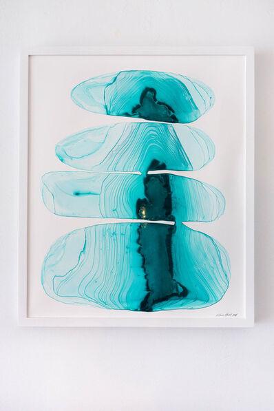 Rhia Hurt, 'The Clear Blue', 2019