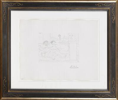 Pablo Picasso, 'Le Repos du Sculpteur IV', 1933