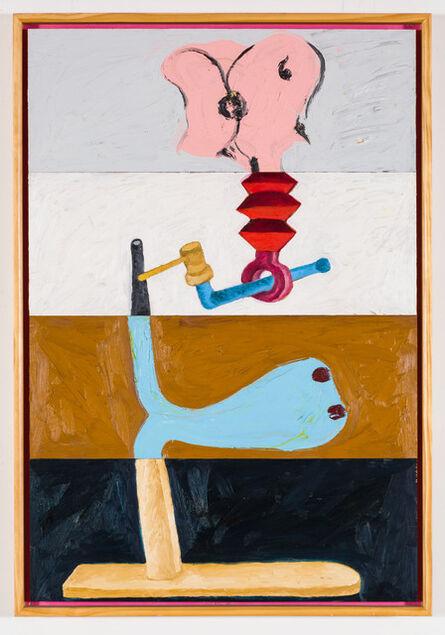 Ray Smith, 'Pipa', 2012