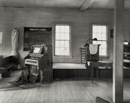 Walker Evans, 'A Group of Six Photographs depicting the American South', 1935-1937