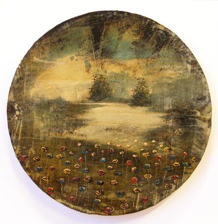 Jernej Forbici, 'Auri sacra fames IX', 2017