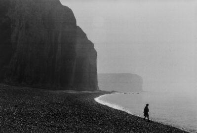 Martine Franck, 'Plage Les Petites Dalles, Normandie, France', 1973