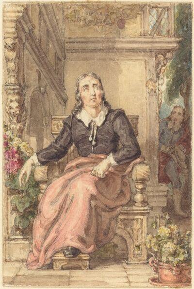 Thomas Stothard, 'The Blind Milton'