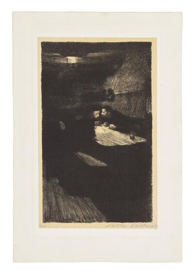 Käthe Kollwitz, 'Conspiracy', 1893-1897
