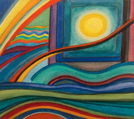 Erna Partoll, 'New Day's Promise', 2010