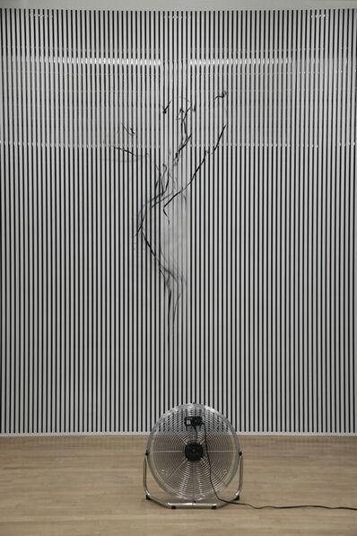 Zilvinas Kempinas, 'Flaming Tape', 2021