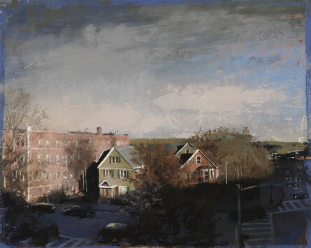 Andrew Haines, 'South Street Looking East', 2016