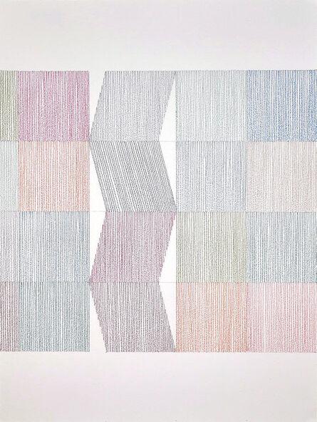Ernesto Garcia Sanchez, 'Untitled drawing 6', 2020