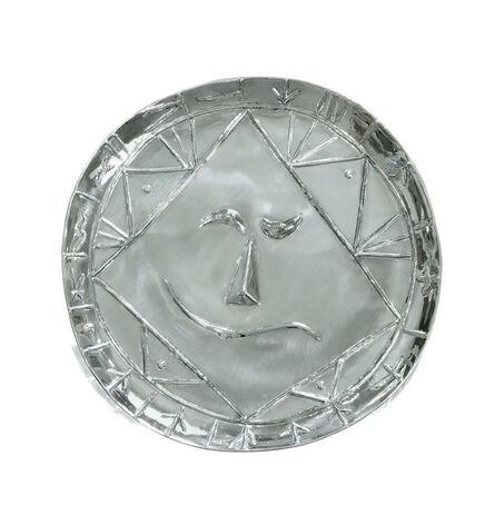 Pablo Picasso, 'Visage géométrique', Post-War