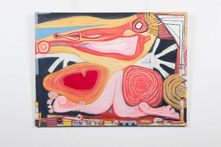 Usami Kuninori, 'Struggling', 1980