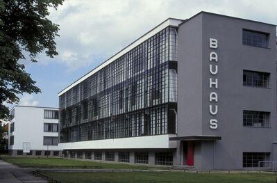 Walter Gropius, 'Bauhaus', 1925-1926