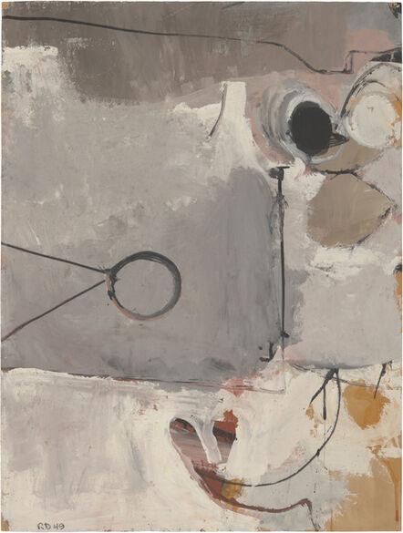 Richard Diebenkorn, 'Untitled (Sausalito)', 1949