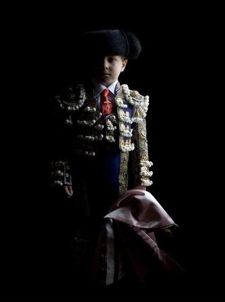 Iwajla Klinke, 'Alvaro II, Serie: Cautes, Cautes, Cautopartes, Cordoba', 2015