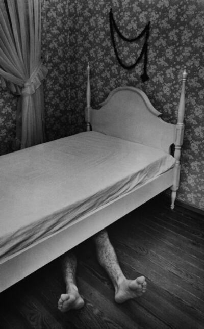 Marcos López, 'Feet under the bed |Pies debajo de la cama', 1978