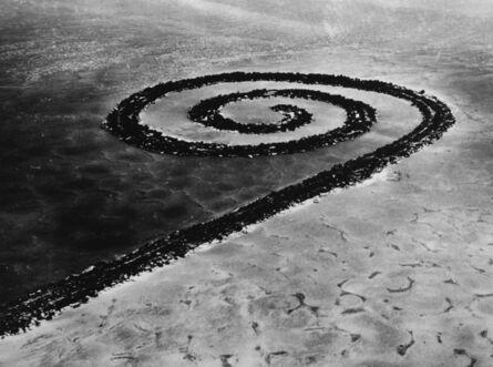 Gianfranco Gorgoni, 'Spiral Jetty', 1970-1986