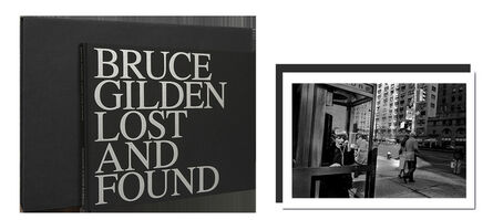 Bruce Gilden, 'Lost and Found - Limited edition', 2019